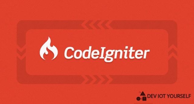 Framework PHP : Pourquoi vous devriez choisir CodeIgniter
